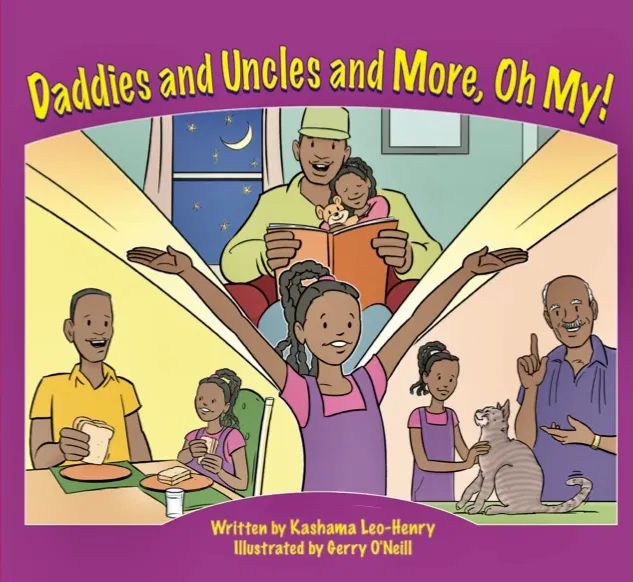 Daddies and Uncles book cover